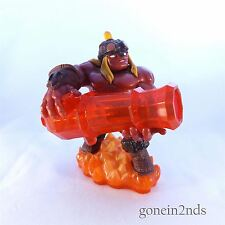Skylanders Trap Team KA-BOOM TRAP MASTER (Fire) Comp with Superchargers