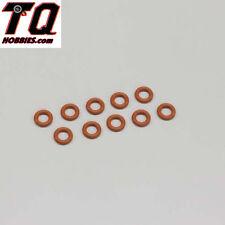 KYOSHO ORG05 Silicone O-Ring P5 Orange (10Pcs) 1/8 MFR Nitro Fast ship