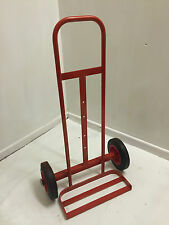 PORTABLE OXYGEN/ACETYLENE GAS BOTTLE TROLLEY
