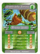 figurina - CARD GORMITI - MYSTICA FRUSTA LETALE