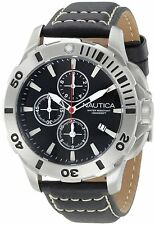 Nautica Men's N18641G Bfd 101 Dive Style Chrono Watch
