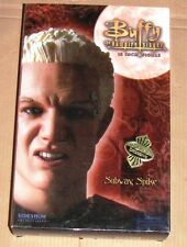 "1/6 Scale Sideshow 12"" Buffy The Vampire Slayer SUBWAY SPIKE Action Figure MISB"