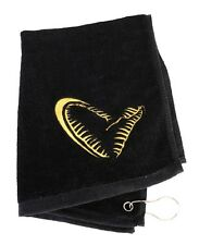 SAVAGE GEAR Towel with Hook / Angler Handtuch