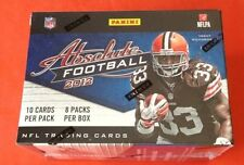 2012 Panini Absolute Football Blaster Box 8 Packs Andrew Luck Jersey/Patch/Auto?