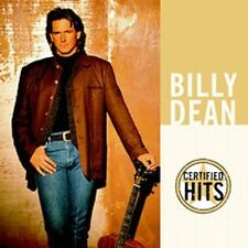 Audio CD Certified Hits - Dean, Billy - Free Shipping