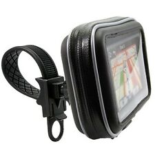 "TOMTOM VIA 120 1400 1405 1435 TM 5"" GPS WaterProof Case + Bike Motorcycle Mount"