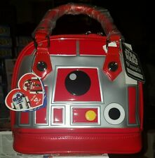 Star Wars R2-R9 Red R2-D2 Dome Purse Satchel Limited Edition 600 Loungefly NWT