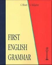 First English Grammar-ExLibrary