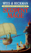 Serpent Mage by Tracy Hickman, Margaret Weis (Paperback, 1993)