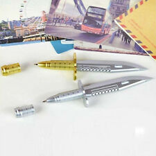 1PC Kreative Dolch Form Kugelschreiber Schreibwaren Schüler Collection Geschenk
