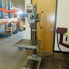 "25"" Doall Geared Head Drill with Power Down Feed,  Model 25150, Nice"