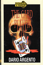 The Card Player , limited (99 worldwide) big Hardbox , uncut , new , Cover B