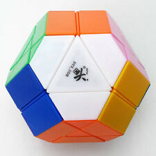 DaYan Gem Cube V Stickereless 4-Axis 8 Sides Smooth Puzzle Twist Toy Collection