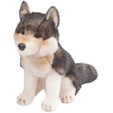 Douglas Cuddle Toys Atka The Wolf # 1833 Stuffed Animal Toy