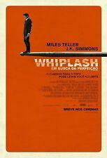 WHIPLASH MANIFESTO DAMIEN CHAZELLE MILES TELLER J.K. SIMMONS PAUL REISER