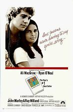 Love Story 1970 16mm Color Romantic Drama Ryan O'Neal Ali MacGraw