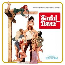 Sinful Davey - Complete Score - Limited 1000 - Ken Thorne