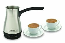 Tefal Coffee Expert Greek Turkish Coffee Maker Electric Pot Briki Silver Gray