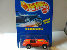 Hot Wheels #31 Red Classic Cobra w/Blackwall Wheels