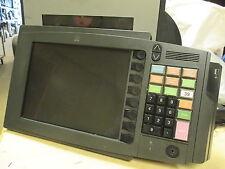 "NCR RealPOS Dynakey 5953 5953-9211-9090 POS Terminale 12.1"" BLACK 35 Key + MSR"