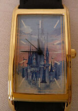 NEW DISNEY WORLD CINDERELLAS CASTLE LIMITED EDITION COLLECTORS WATCH 5000 New