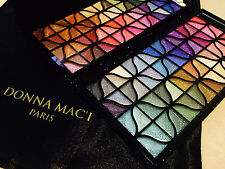 DONNA MAC 'I eye eyeshadow foundation palette make up powder set lip cosmetics