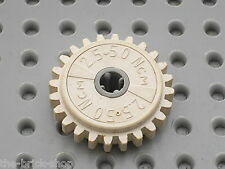 Engrenage LEGO TECHNIC Gear 24 Tooth Clutch ref 60c01 / Set 8258 8421 8297 3804