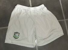 "UMBRO XL WHITE SHORTS HOLLYWOOD ALL STARS FOOTBALL CLUB WAIST 40"" 102cm"