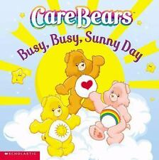 Care Bears: Busy, Busy, Sunny Day, Sander, Sonia, 0439531969, Book, Acceptable