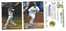 COMPLETE 2016 CLINTON LUMBERKINGS TEAM SET MINOR LEAGUE LOW A SEATTLE MARINERS