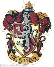 "Harry Potter Gryffindor School Crest Sticker Decal Vinyl Official Merch 4.25""x5"""