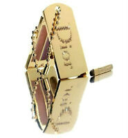 100% AUTHENTIC Ltd Edition DIOR COUTURE SWAROVSKI JEWEL GOLD Makep CHARM PALETTE