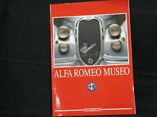 Nada / Alfa Romeo Museo, Book / Catalogue, Alfa Romeo Museo (Italian / English)
