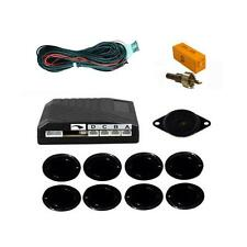 8 Point Front & Rear Parking Sensor Kit with Display Aid - ALFA ROMEO