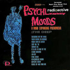 Psychedelic Moods A Mind Expanding Phenomena - The Deep - CD - NEVER BEEN PLAYED