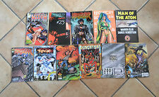 LOTTO 11 FUMETTO lingua inglese ETERNAL WARRIOR CEREBUS PURGATORI CREED F11