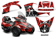 AMR Racing Can Am BRP RT-S Spyder Full Trim Kit Wrap Roadster Decals 2014+ RP R