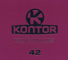 KONTOR = Top Of The Clubs 42 = Axwell/Tort/Fasano/Ericke...=3CD= groovesDELUXE