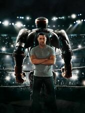 Real Steel Movie Poster 24x36in #02