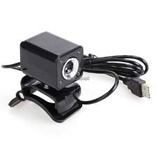 USB 2.0 1080P 8.0MP HD 4 LED Webcam Web Pc/notebook Kamera Mikrofon F. Komputer