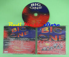 CD BIG ONE compilation 1994 SPACE MASTER USURA THE DANCERS (C23*) no mc lp dvd