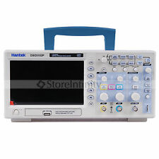 Hantek DSO5102P USB Digital Oscilloscope 2 Channels 100MHz 1GSa/s