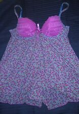 Victoria's Secret Floral Baby Doll Top