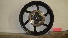 Honda CBR600F3 rear wheel
