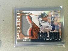 2015  TOPPS CAREER HIGH  MIGUEL CABRERA 4 COLOR PATCH  22/25