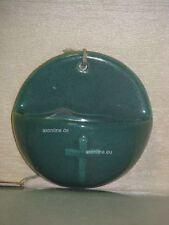 +# A010622_30 Goebel Archiv Muster Weihwasserkessel Kreuz grün HW319 Krone