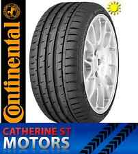 245/40/17 91Y CONTINENTAL SPORT CONTACT 5 MO TYRE