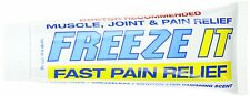 Freeze It Advanced Therapy Gel, 4-Ounce