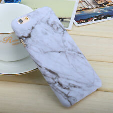 Marble Rock Pattern Hard Bumper Phone Case Cover For New Apple iPhone 6s 7 Plus