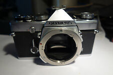 Olympus OM-1 film camera body all working fine Japan